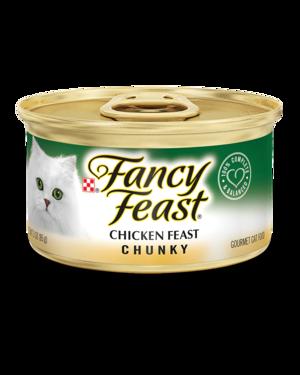Fancy Feast Chunky Chicken Feast