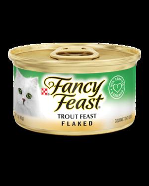 Fancy Feast Flaked Trout Feast
