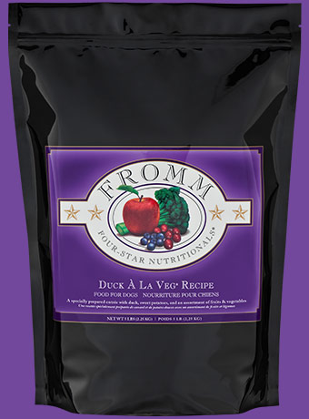 Fromm Four-Star Nutritionals Duck and Sweet Potato Formula Dog Food