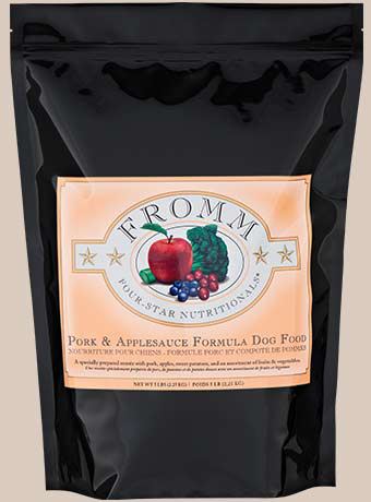 Fromm Four-Star Nutritionals Pork and Applesauce Formula Dog Food