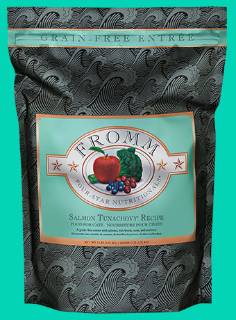 Fromm Four-Star Nutritionals Salmon Tunachovy