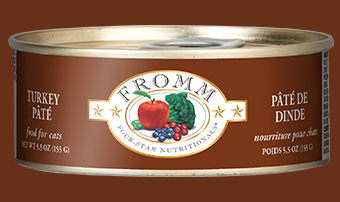 Fromm Four-Star Nutritionals Turkey Pate
