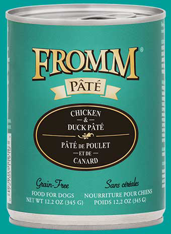 Fromm Pate Chicken & Duck Pate