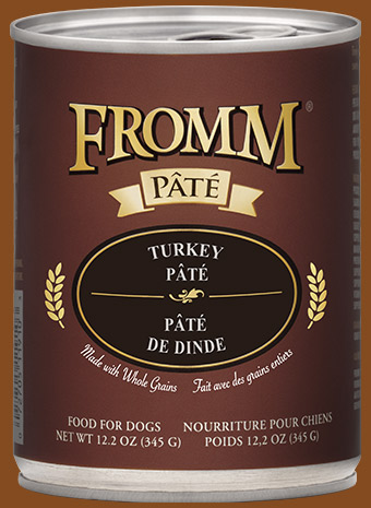 Fromm Gold Turkey Pate