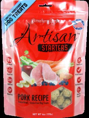 Grandma Lucy's Artisan Starters Pork Recipe