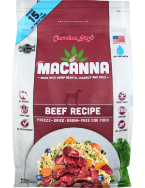 Grandma Lucy's Macanna Beef Recipe