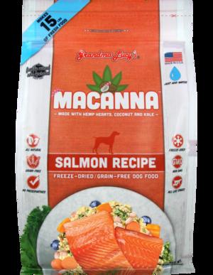 Grandma Lucy's Macanna Salmon Recipe