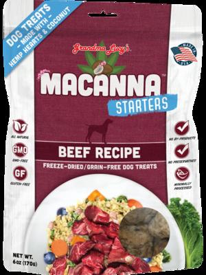 Grandma Lucy's Macanna Starters Beef Recipe
