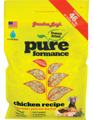 Grandma Lucy's PureFormance Chicken Recipe