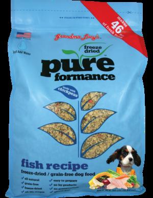 Grandma Lucy's PureFormance Fish Recipe