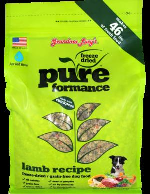 Grandma Lucy's PureFormance Lamb Recipe