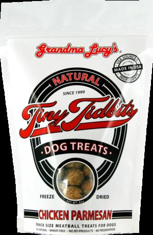 Grandma Lucy's Tiny Tidbits Chicken Parmesan