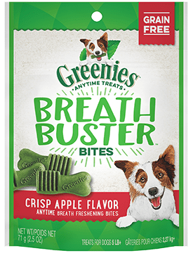 Greenies Breath Buster Bites Crisp Apple Flavor