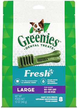 Greenies Fresh Large Dental Treats