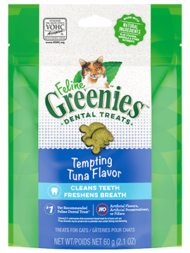 Greenies Dental Treats Tempting Tuna Flavor