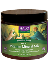 Halo Nutrition Boost VitaGlo Vitamin Mineral Mix