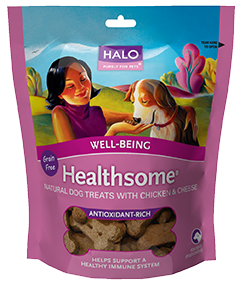 Halo Well-Being Healthsome Antioxidant-Rich