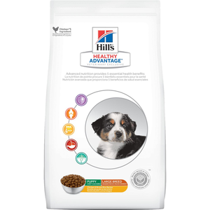 Hill's Healthy Advantage Dry Food Puppy Large Breed