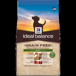 Hill's Ideal Balance Grain Free Adult Natural Chicken & Potato Recipe