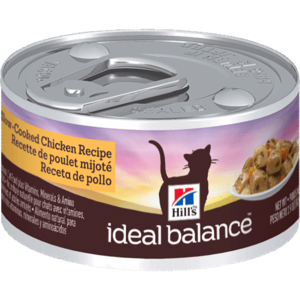 Hill's Ideal Balance Regular Canned Slow-Cooked Chicken Recipe