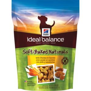 Hill's Ideal Balance Soft-Baked Naturals With Chicken & Carrots