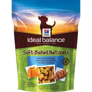 Hill's Ideal Balance Soft-Baked Naturals With Duck & Pumpkin