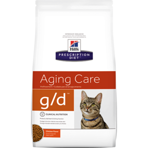 Hill's Prescription Diet Aging Care g/d Chicken Flavor