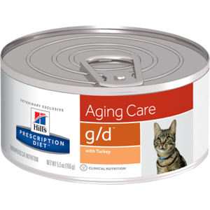 Hill's Prescription Diet Aging Care g/d With Turkey