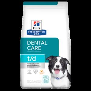 Hill's Prescription Diet Dental Care t/d Chicken Flavor
