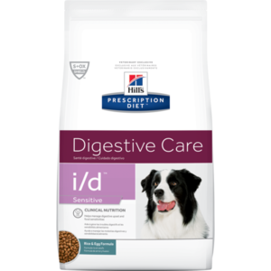 Hill's Prescription Diet Digestive Care i/d Sensitive Rice & Egg Formula