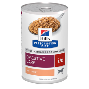 Hill's Prescription Diet Digestive Care i/d With Turkey