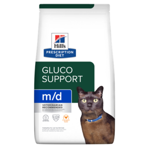 Hill's Prescription Diet Glucose/Weight Management m/d Chicken Flavor