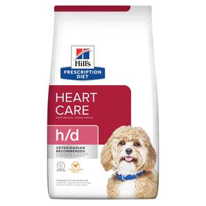Hill's Prescription Diet Heart Care h/d Chicken Flavor