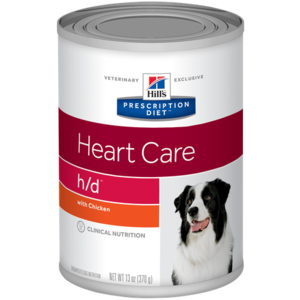 Hill's Prescription Diet Heart Care h/d With Chicken