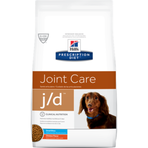 Hill's Prescription Diet Joint Care j/d Small Bites Chicken Flavor