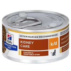Hill's Prescription Diet Kidney Care k/d Chicken & Vegetable Stew