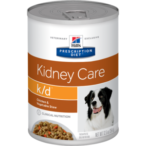 Hill's Prescription Diet Kidney Care k/d Chicken & Vegetable Stew