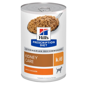 Hill's Prescription Diet Kidney Care k/d Original Flavor