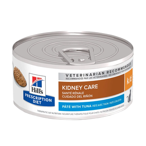 Hill's Prescription Diet Kidney Care k/d Pate With Tuna