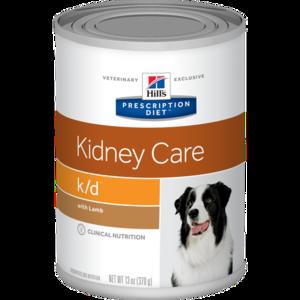 Hill's Prescription Diet Kidney Care k/d With Lamb