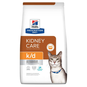 Hill's Prescription Diet Kidney Care k/d With Ocean Fish