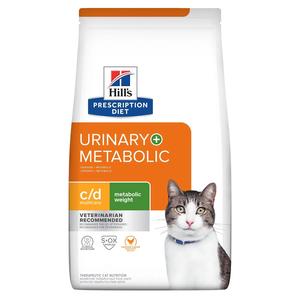 Hill's Prescription Diet Metabolic + Urinary Chicken Flavor