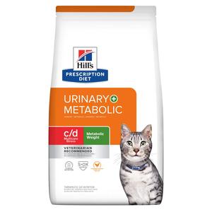 Hill's Prescription Diet Metabolic + Urinary Stress Chicken Flavor