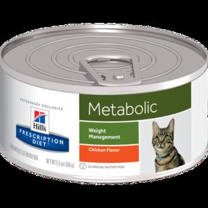 Hill's Prescription Diet Metabolic Weight Management Chicken Flavor
