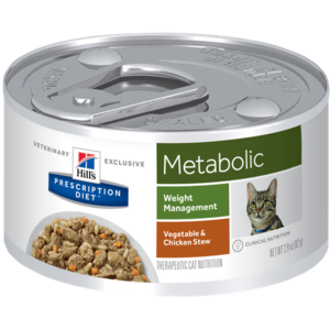 Hill's Prescription Diet Metabolic Weight Management Vegetable & Chicken Stew