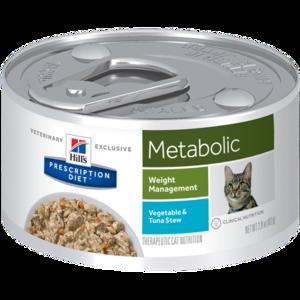Hill's Prescription Diet Metabolic Weight Management Vegetable & Tuna Stew