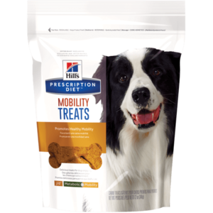 Hill's Prescription Diet Dog Treats Mobility