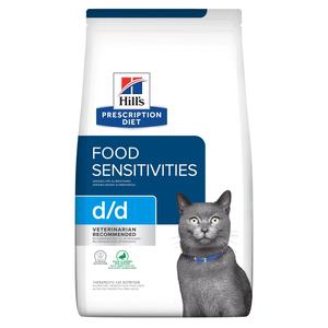 Hill's Prescription Diet Skin/Food Sensitivities d/d Duck & Green Pea Formula