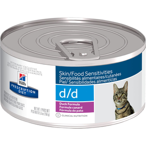 Hill's Prescription Diet Skin/Food Sensitivities d/d Duck Formula