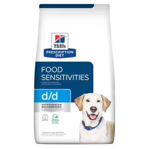 Hill's Prescription Diet Skin/Food Sensitivities d/d Potato & Duck Formula